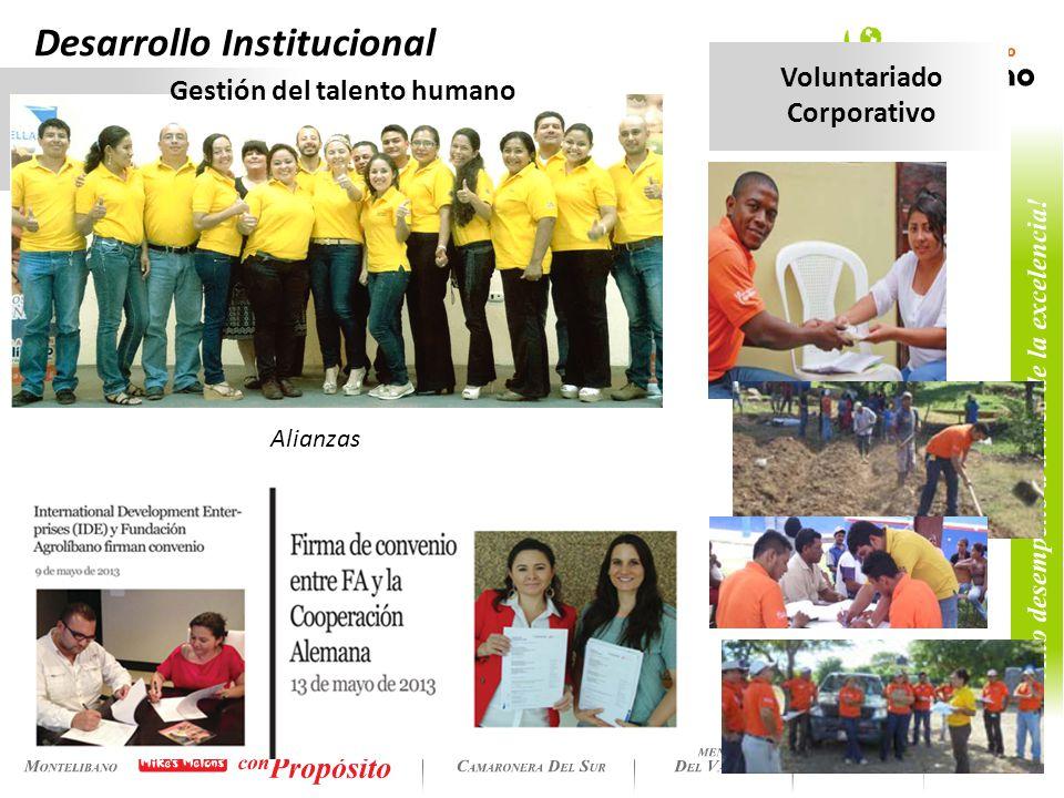 Voluntariado Corporativo Gestión del talento humano