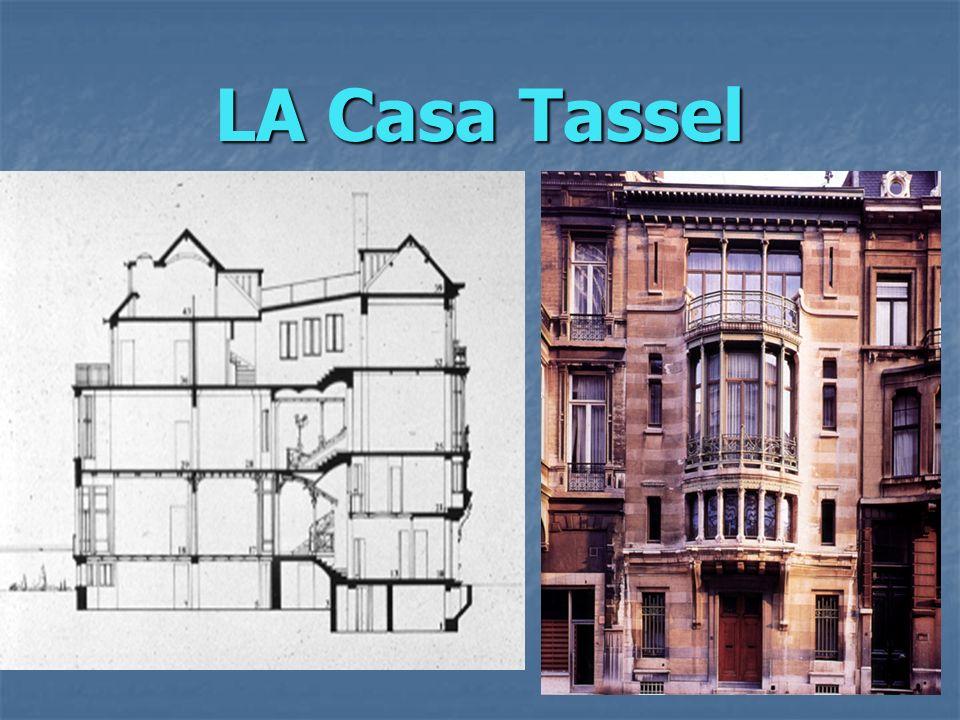 LA Casa Tassel