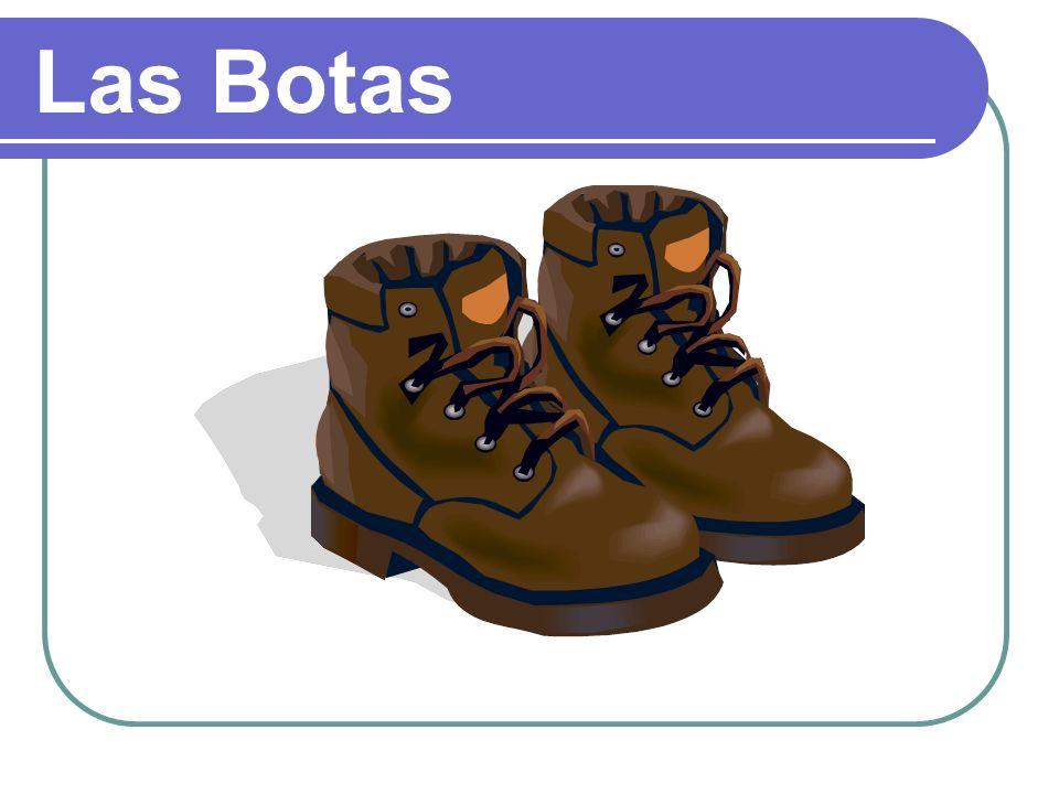 Las Botas