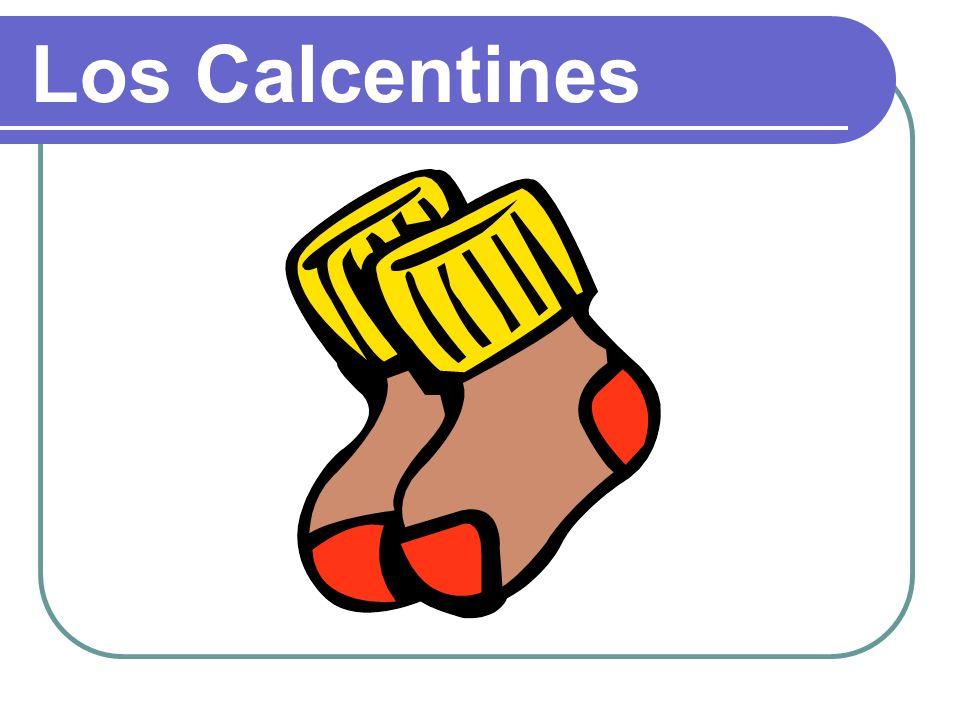 Los Calcentines