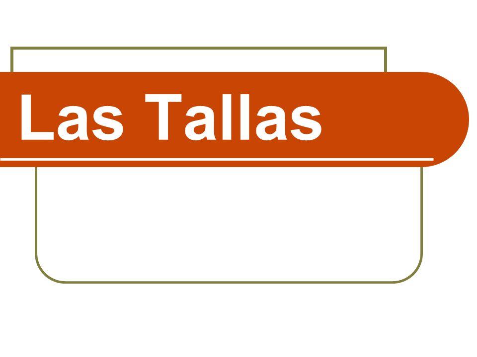 Las Tallas
