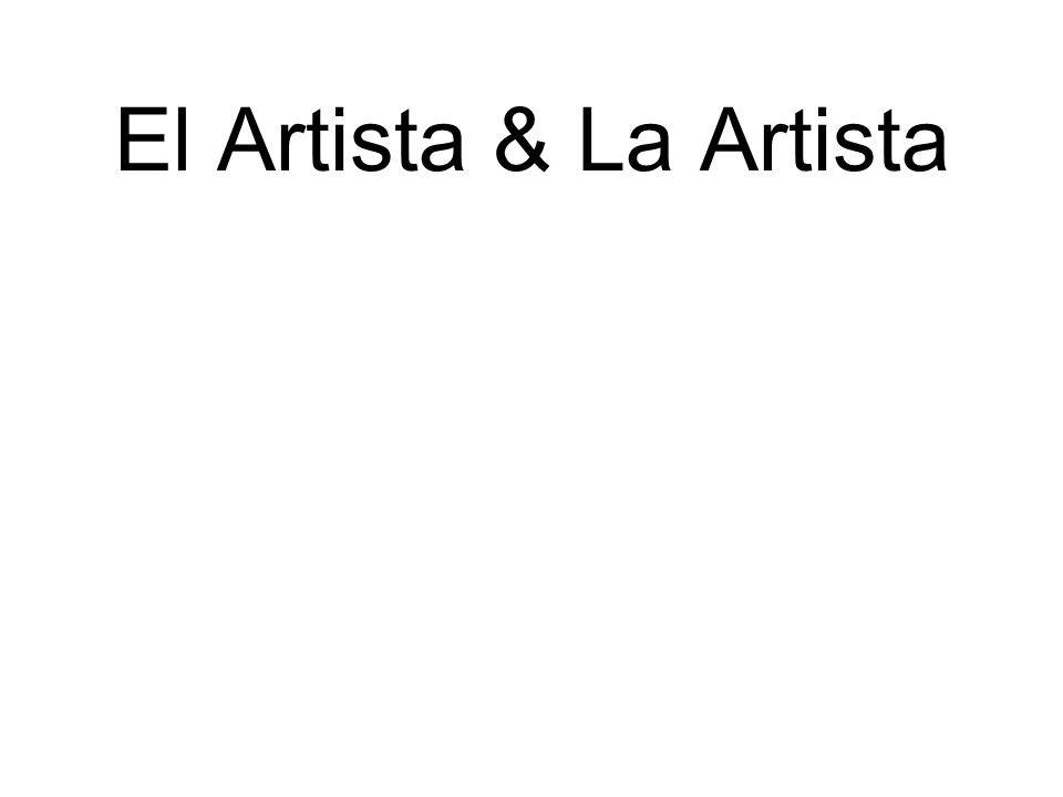 El Artista & La Artista
