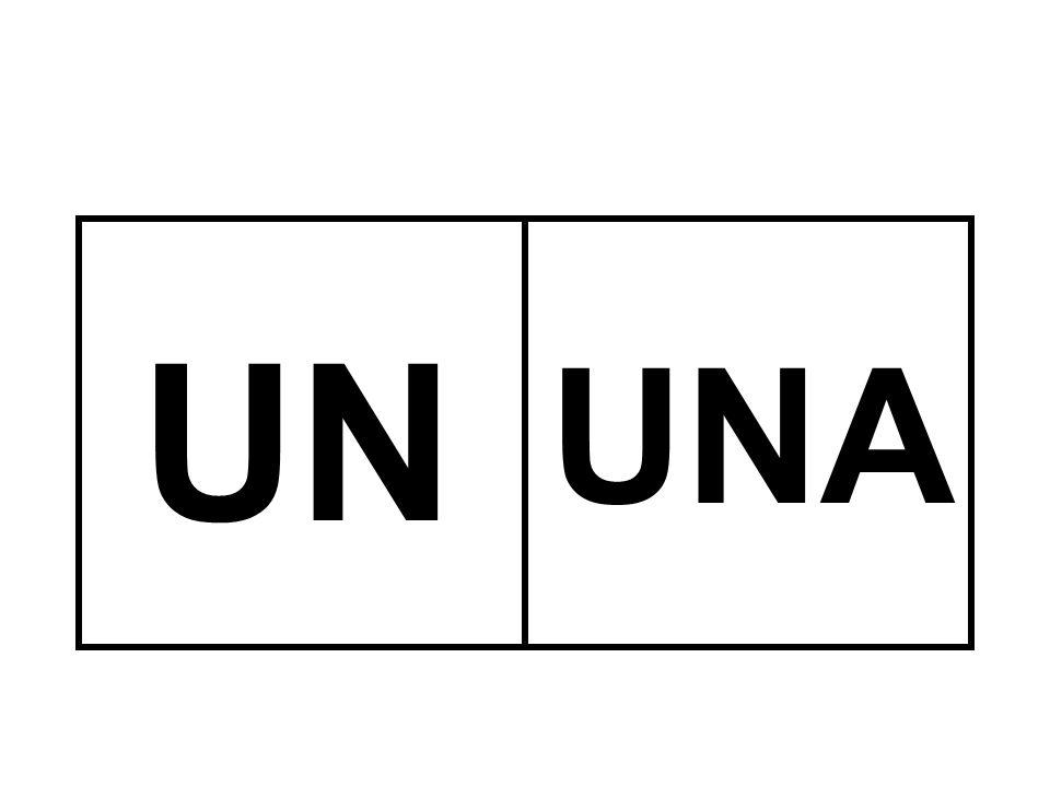 UN UNA