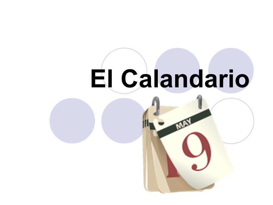 El Calandario