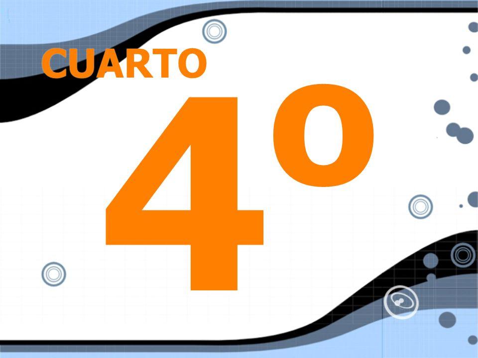CUARTO 4o