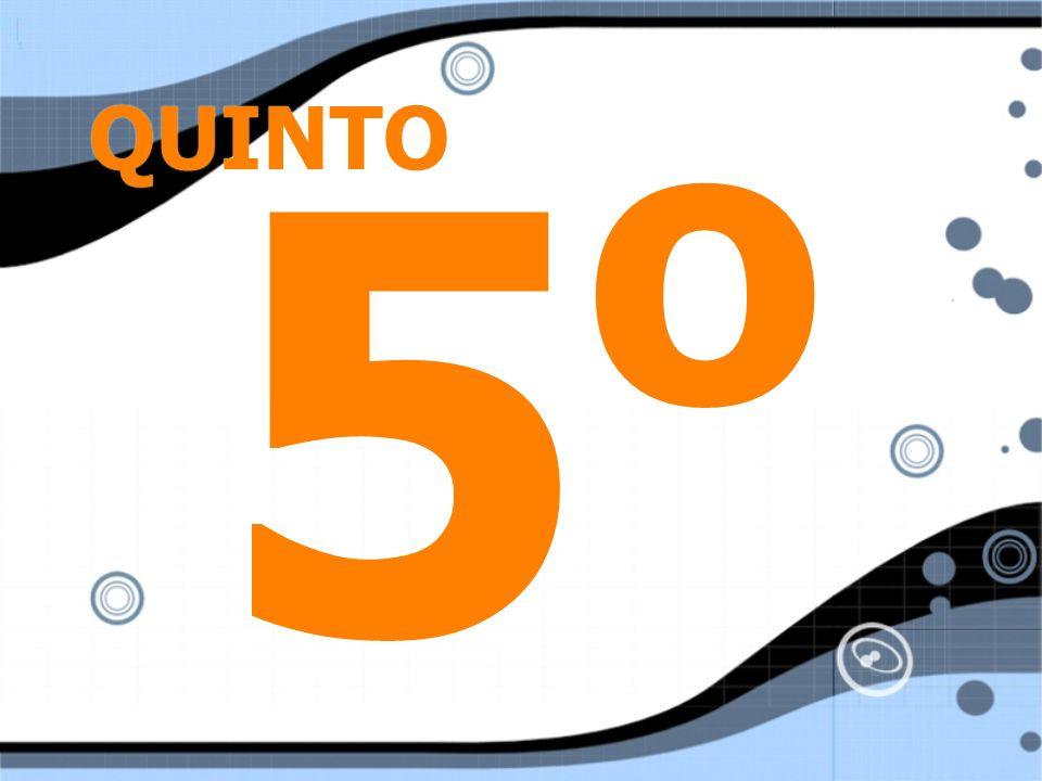QUINTO 5o