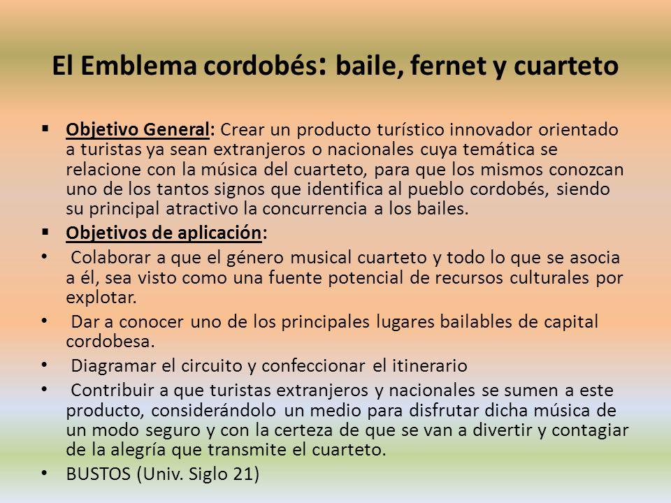 El Emblema cordobés: baile, fernet y cuarteto
