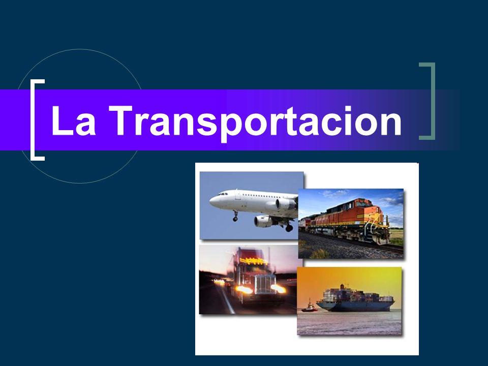 La Transportacion