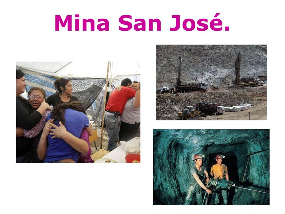 Mina San José.