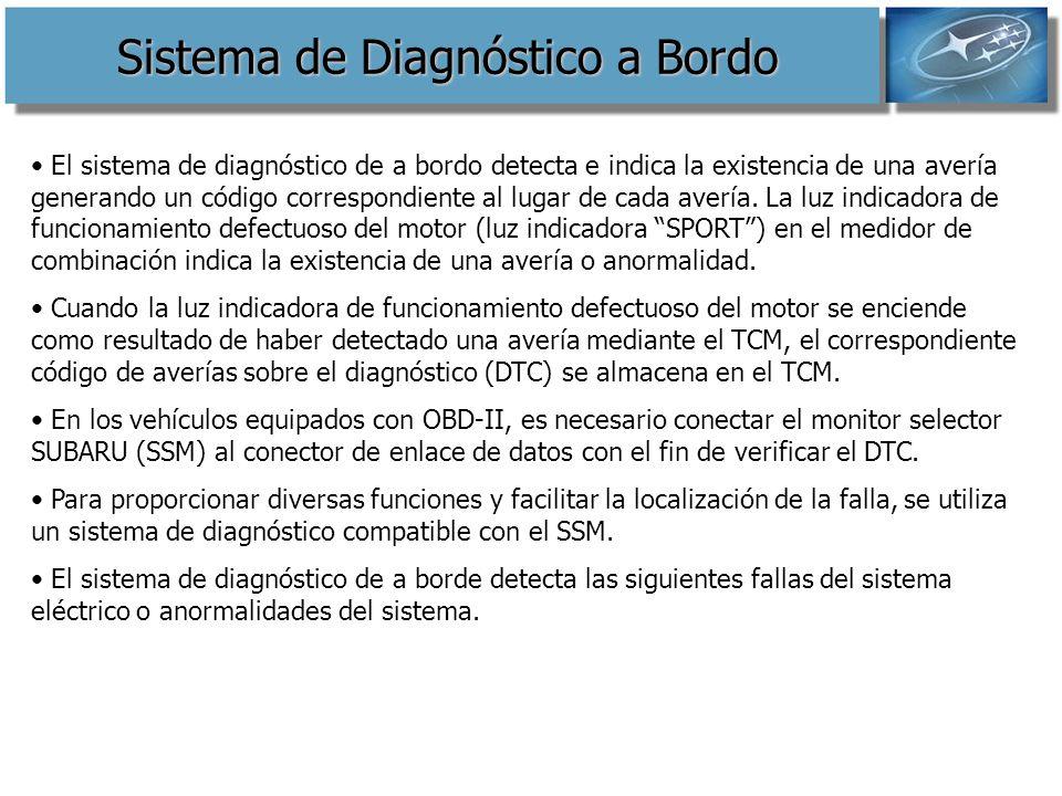 Sistema de Diagnóstico a Bordo