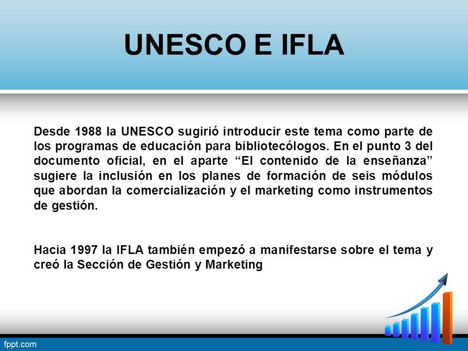 UNESCO E IFLA