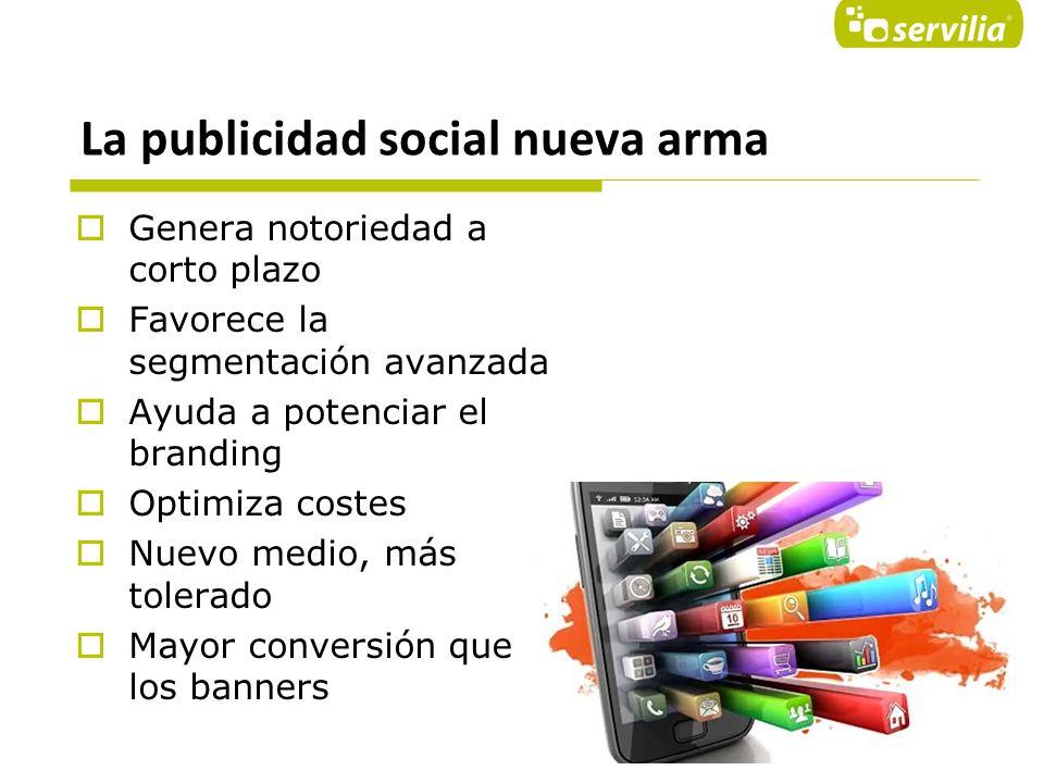 La publicidad social nueva arma