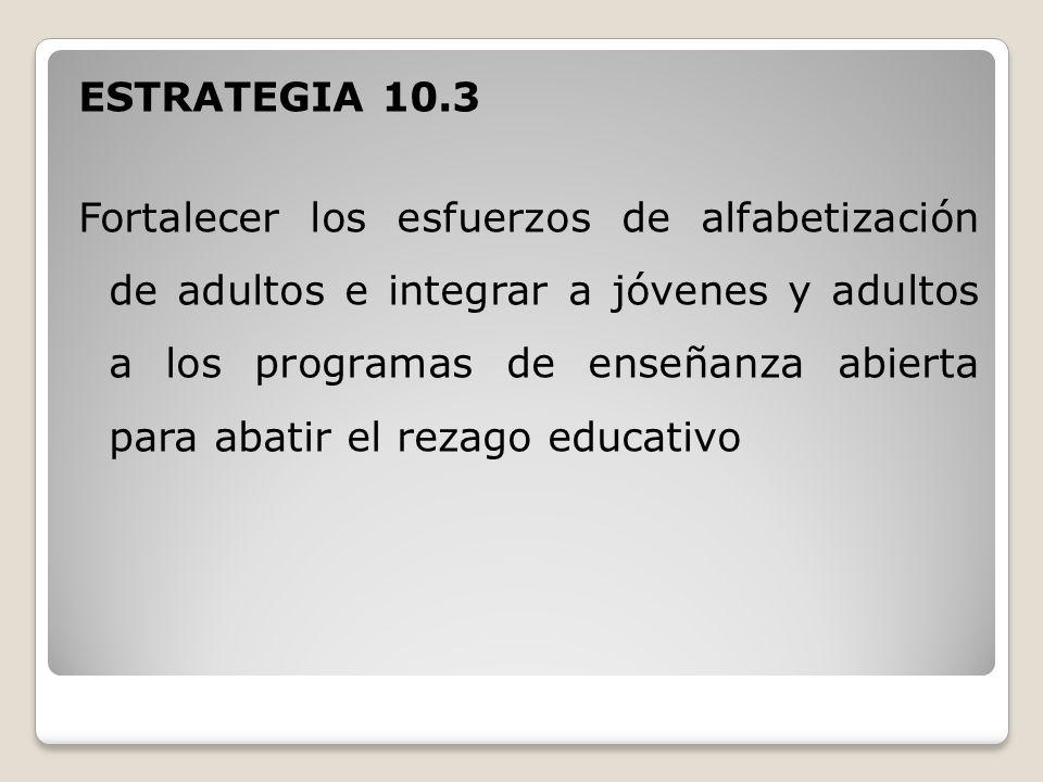 ESTRATEGIA 10.3
