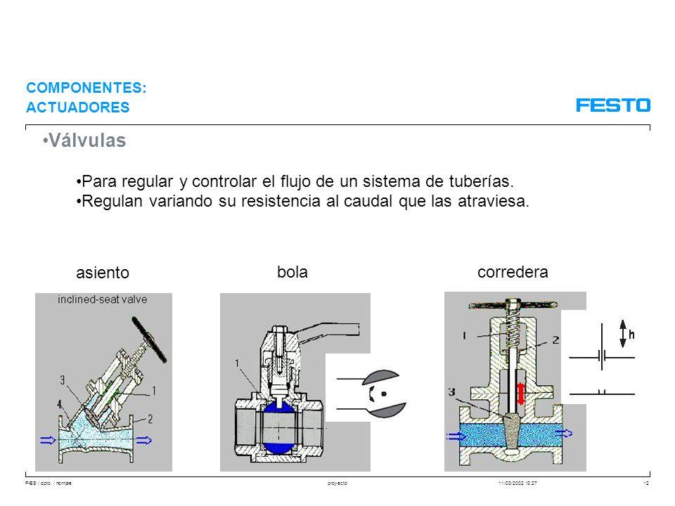 Válvulas Para regular y controlar el flujo de un sistema de tuberías.