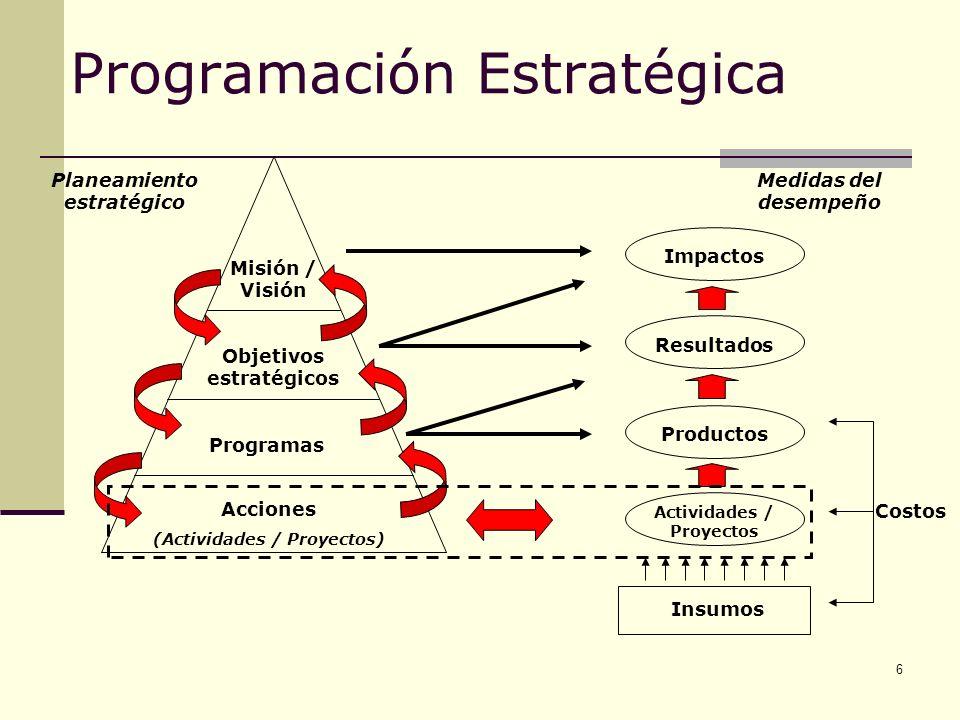 Programación Estratégica