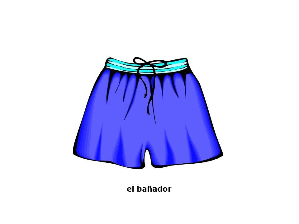 el bañador