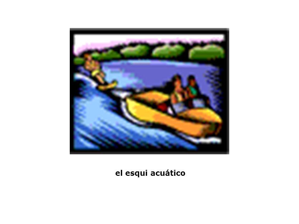 el esqui acuático