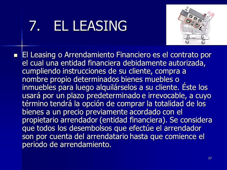 7. EL LEASING