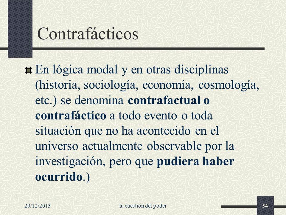 Contrafácticos
