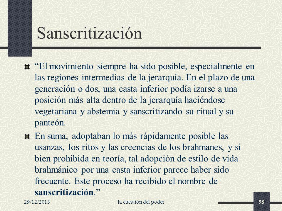 Sanscritización