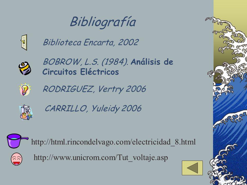 Bibliografía Biblioteca Encarta, 2002