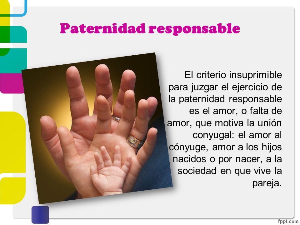 Paternidad responsable