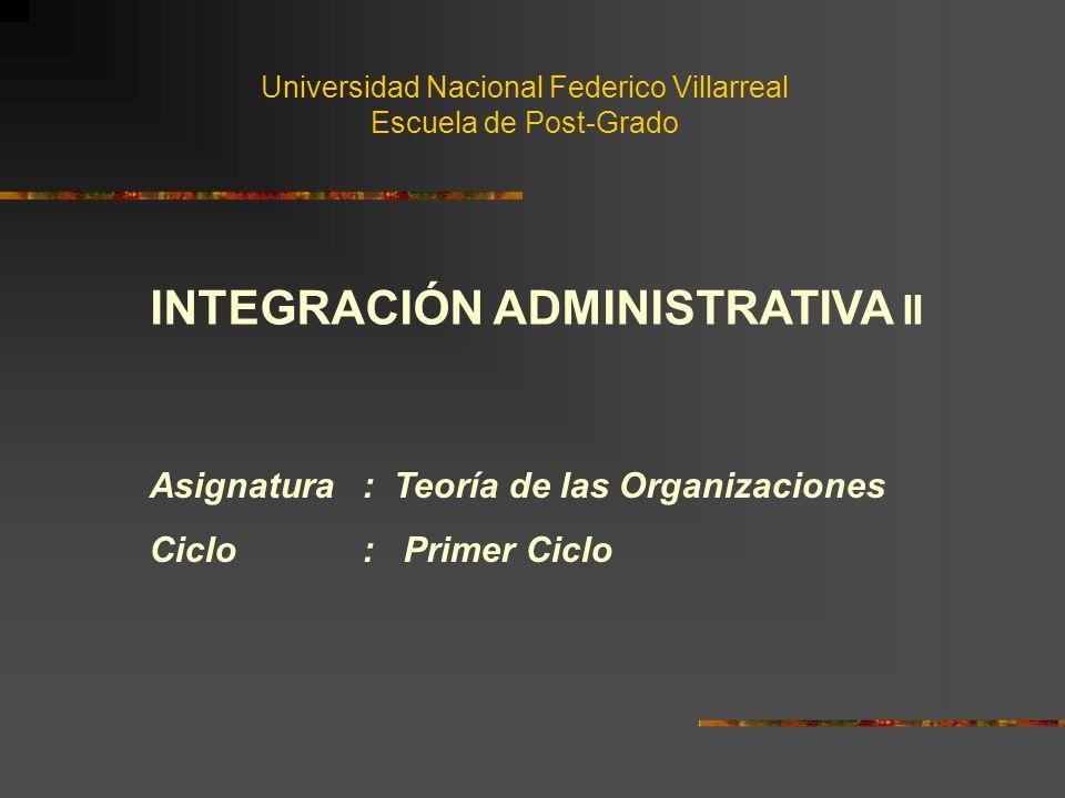 Universidad Nacional Federico Villarreal Escuela de Post-Grado