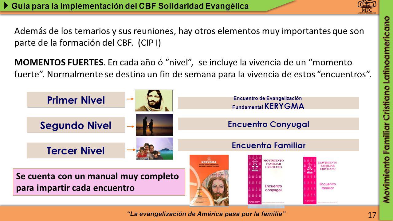 Encuentro de Evangelización