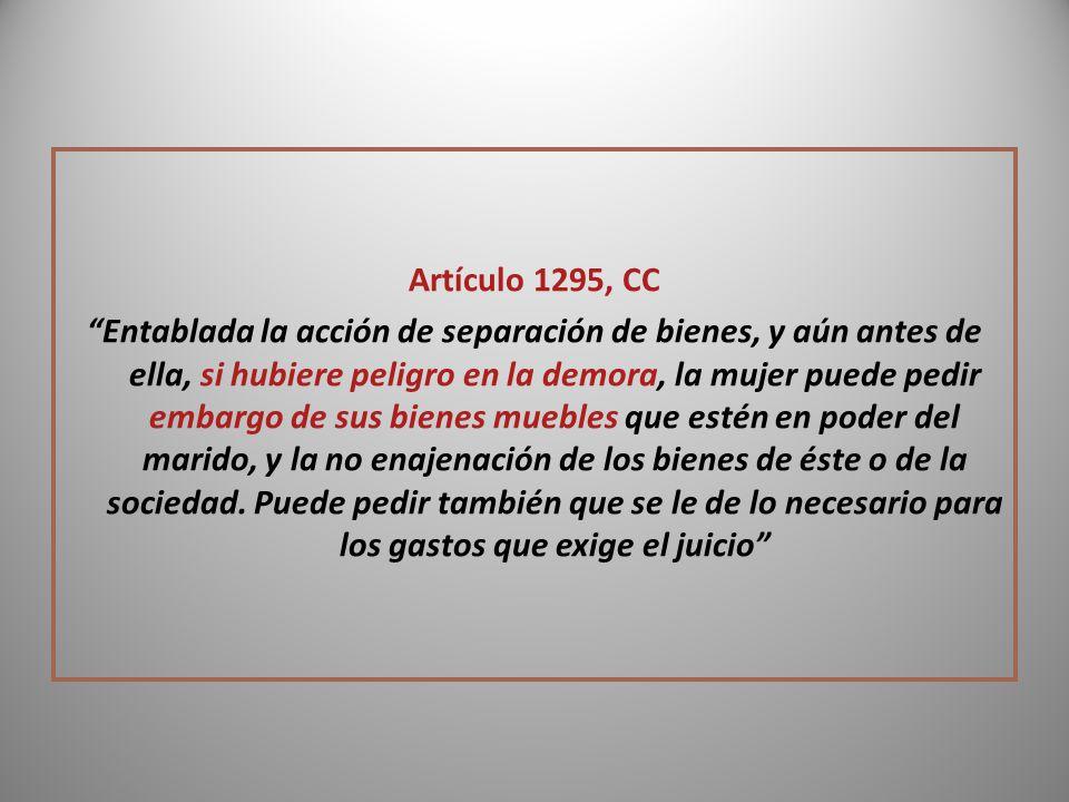 Artículo 1295, CC