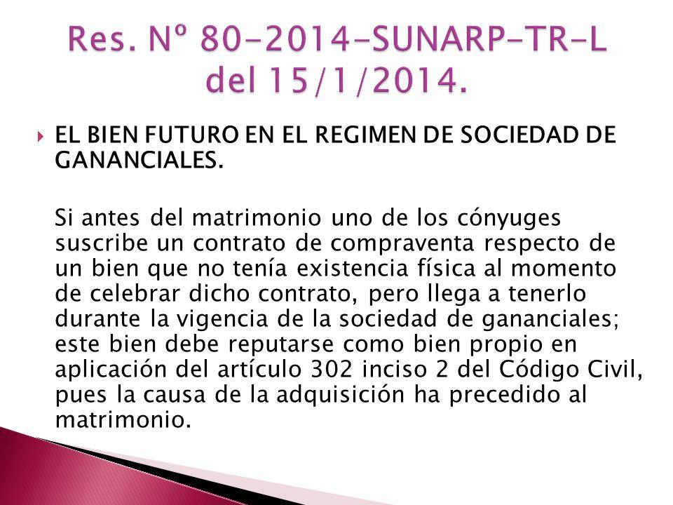 Res. Nº 80-2014-SUNARP-TR-L del 15/1/2014.
