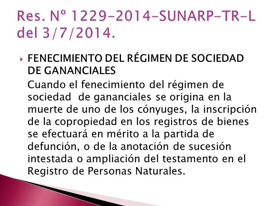Res. Nº 1229-2014-SUNARP-TR-L del 3/7/2014.