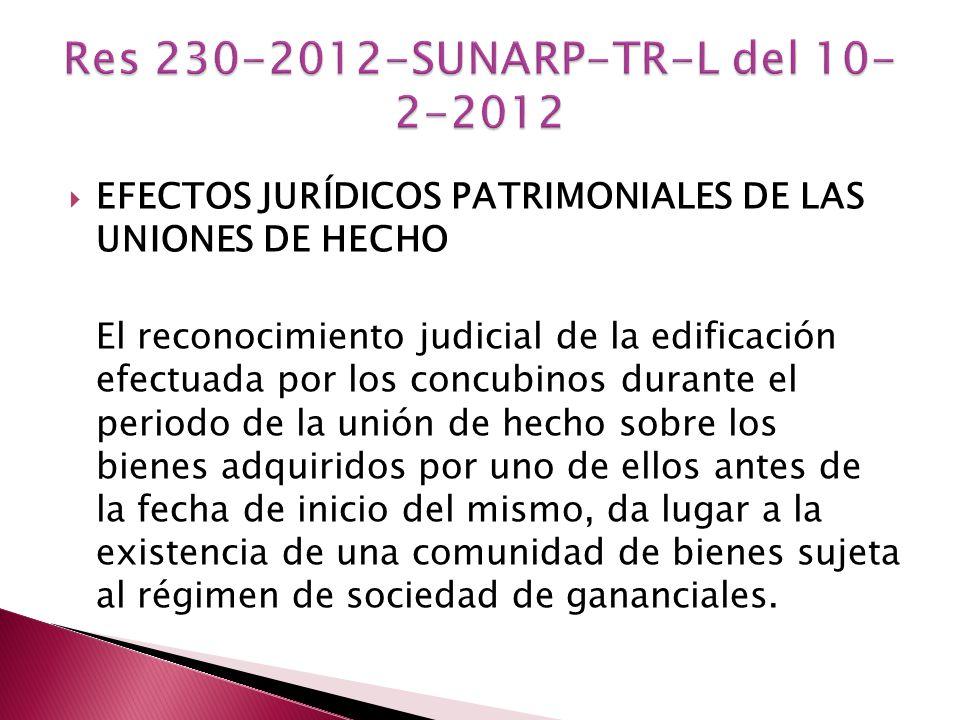 Res 230-2012-SUNARP-TR-L del 10-2-2012