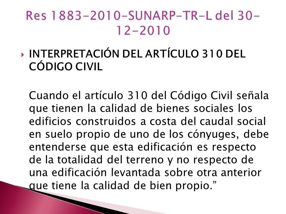 Res 1883-2010-SUNARP-TR-L del 30-12-2010