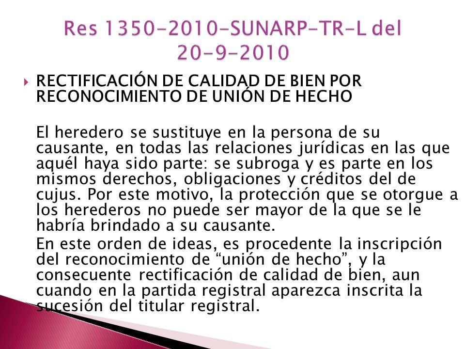 Res 1350-2010-SUNARP-TR-L del 20-9-2010
