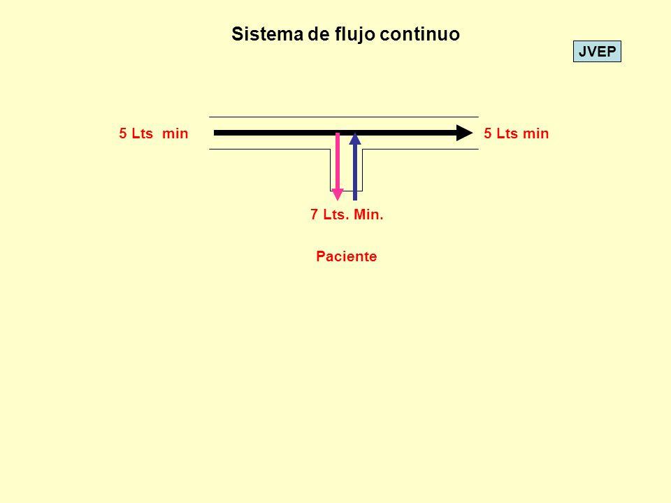 Sistema de flujo continuo