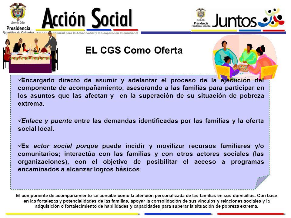 EL CGS Como Oferta