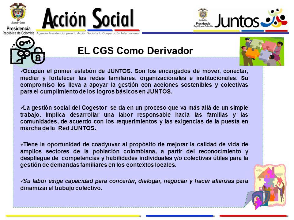 EL CGS Como Derivador