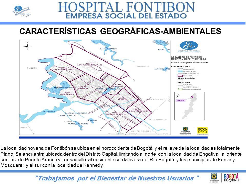 CARACTERÍSTICAS GEOGRÁFICAS-AMBIENTALES