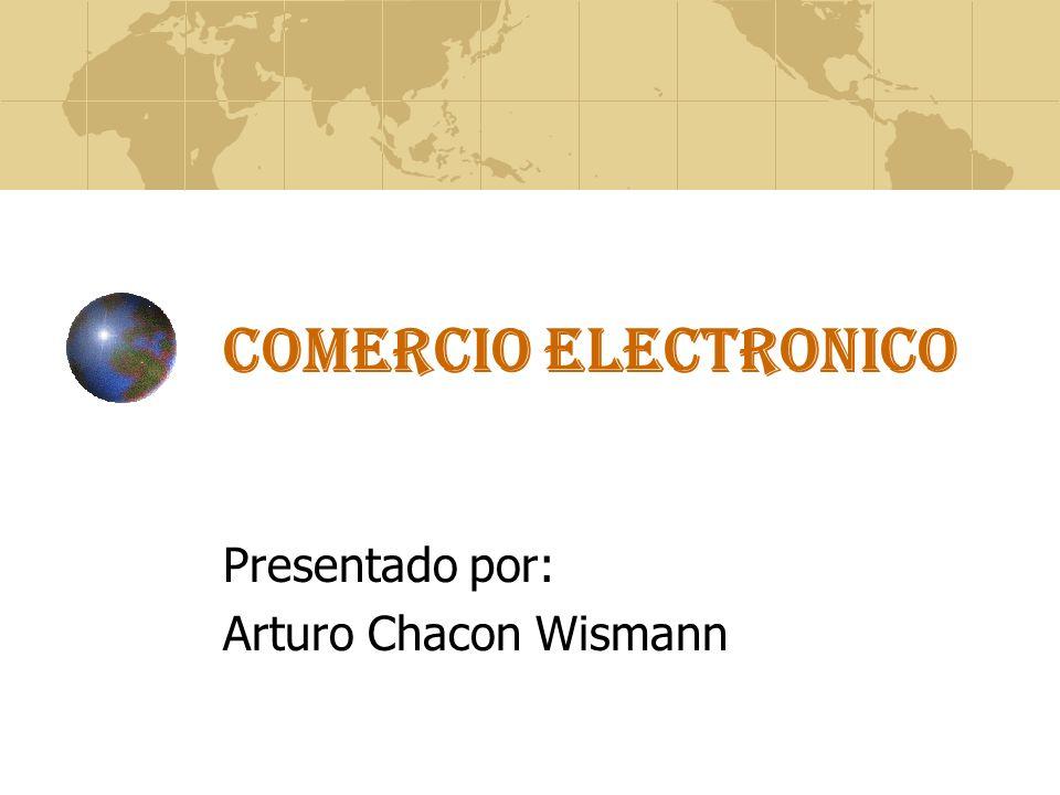 Presentado por: Arturo Chacon Wismann