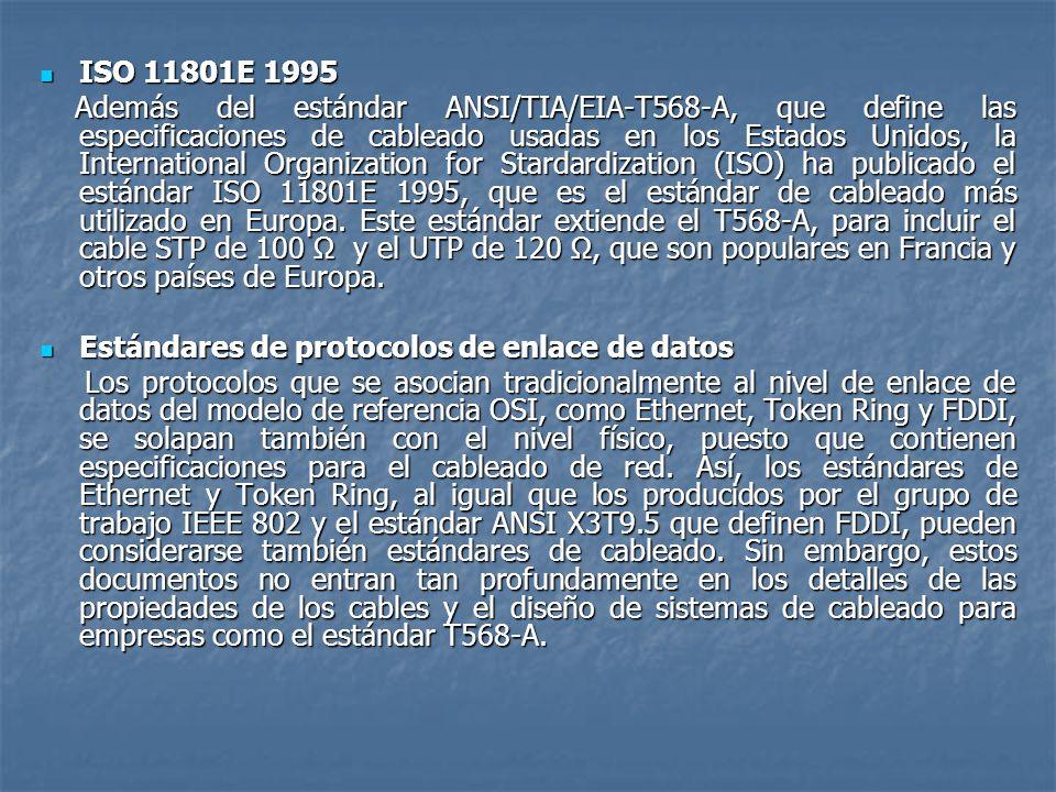 ISO 11801E 1995