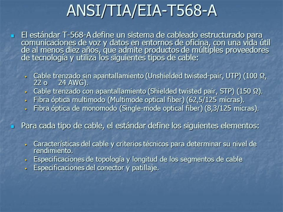 ANSI/TIA/EIA-T568-A