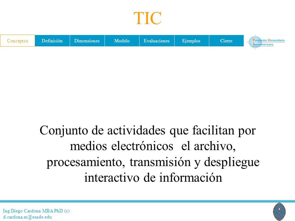 TIC Conceptos.