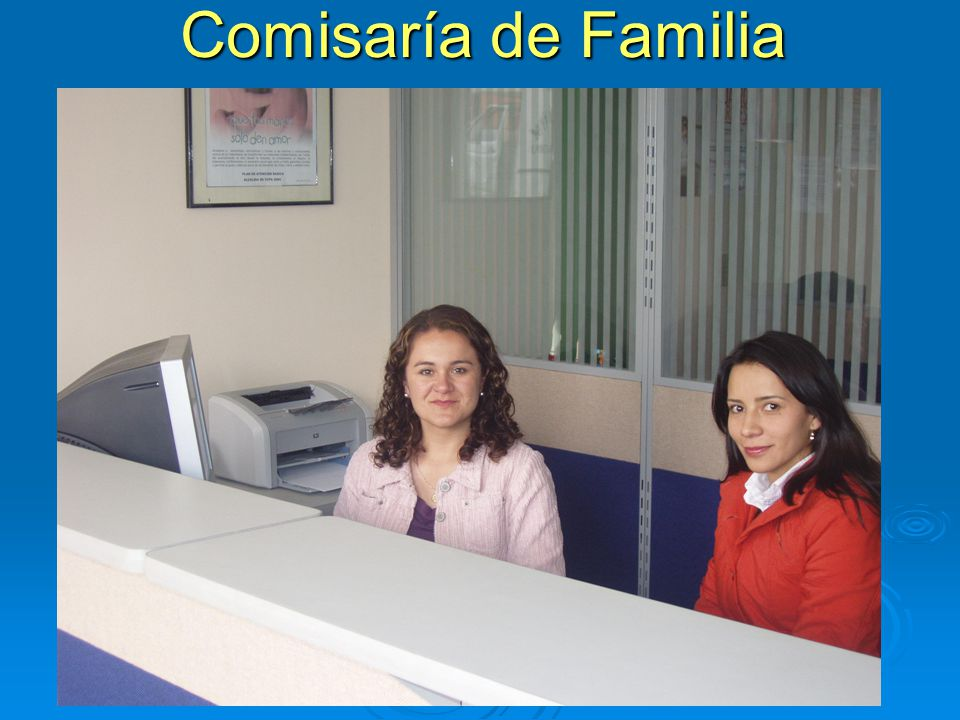 Comisaría de Familia