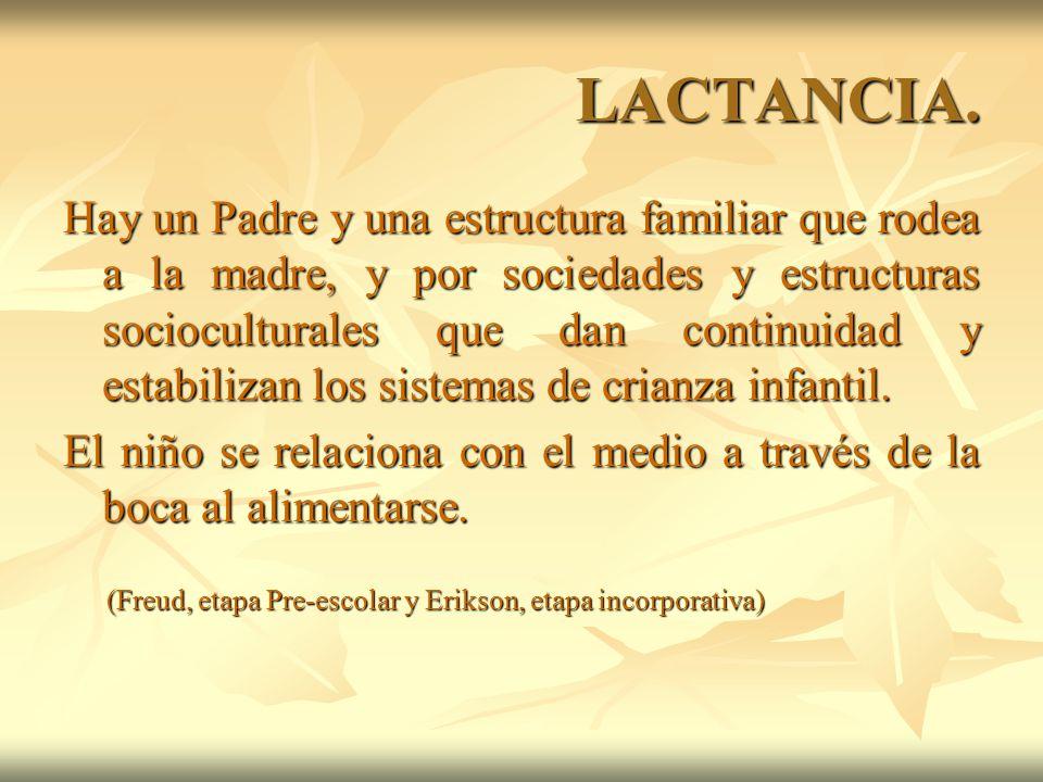 LACTANCIA.