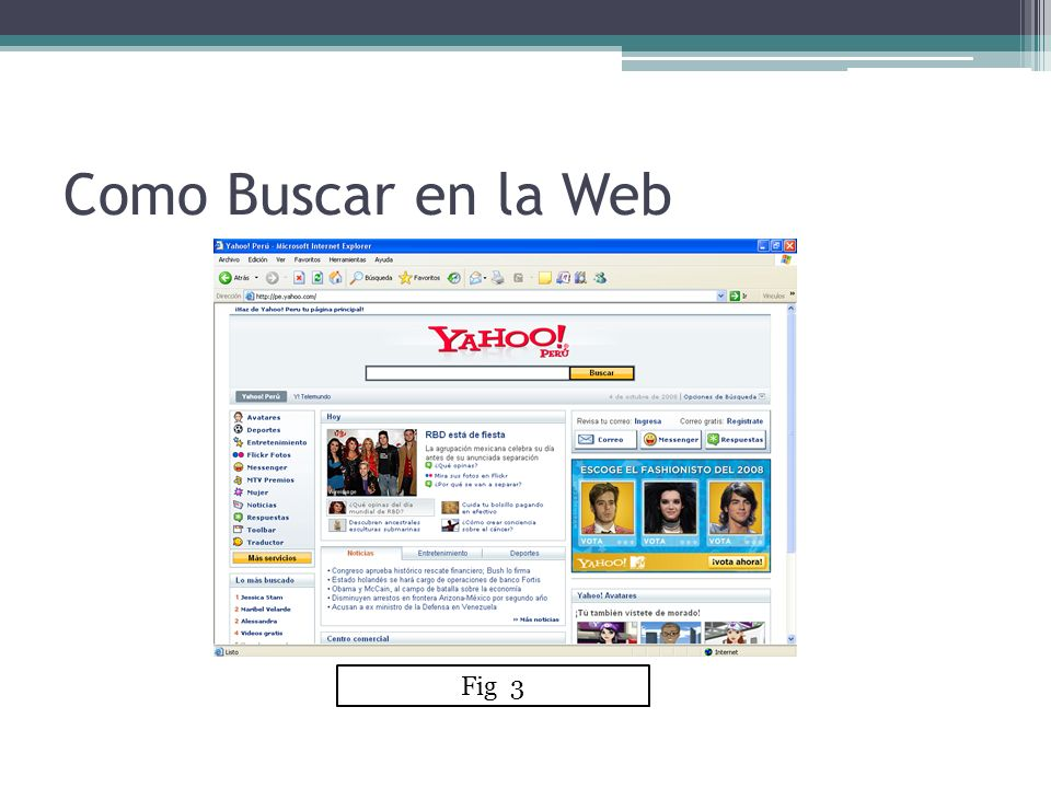 Como Buscar en la Web Fig 3
