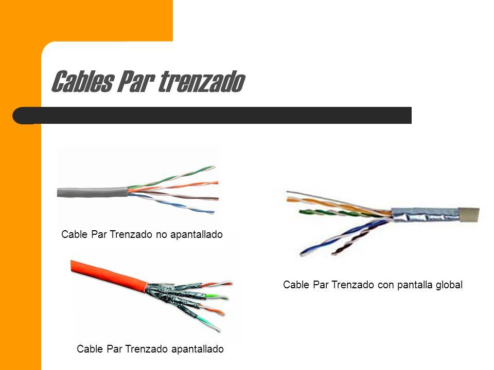 Cables Par trenzado Cable Par Trenzado no apantallado