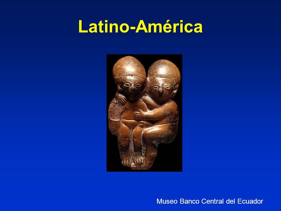 Latino-América Museo Banco Central del Ecuador