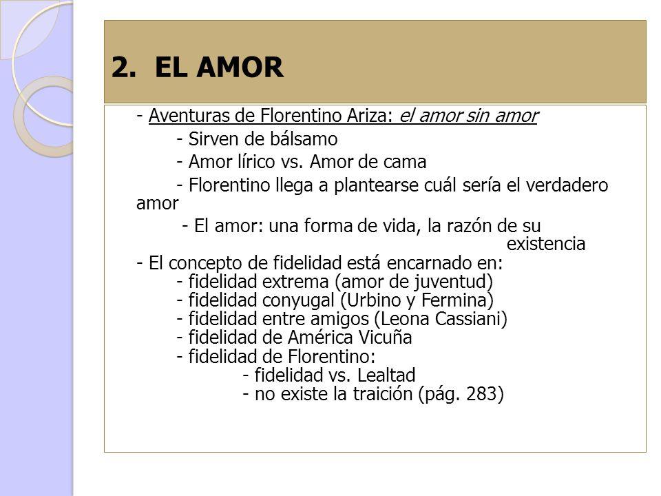 2. EL AMOR