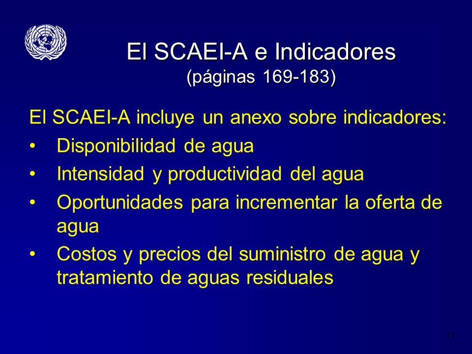 El SCAEI-A e Indicadores (páginas 169-183)