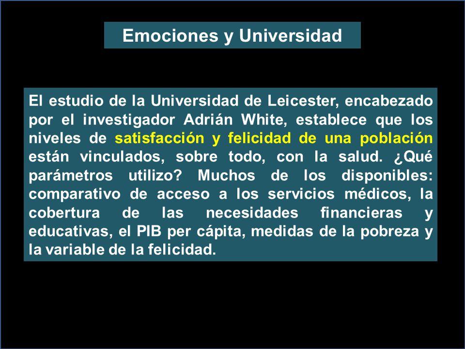Emociones y Universidad